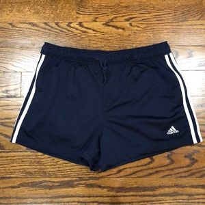 NEW! Adidas Navy Blue Shorts